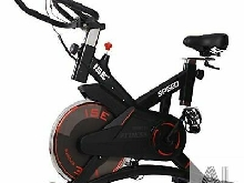 Velo Appartement Biking Sport Fitness Cardio Maison Ecran LCD Roue Support Neuf