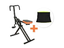 Appareil Musculation Abdominal Exercice Cardio Entrainement Maison Fitness Yoga