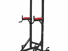 ISE 5in1 Chaise Romaine Power Tower Workout Dip Station Barre de Traction Statio