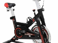 Velo Appartement Biking Ecran LCD Multifonction Fitness Sport Cardio Gym Neuf