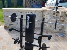 Banc De Musculation Weider 8970