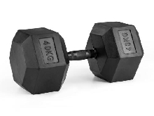 [RECONDITIONNÉ] CAPITAL SPORTS Hexbell Dumbbell Haltère court musculation poids