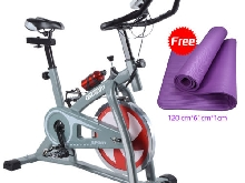 Exercise Bike Cycling Fitness Home Gym Cardio Training Workout OT018G