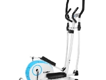 [RECONDITIONNÉ] Klarfit Vélo d'appartement elliptique crosstrainer 4kg pulsomètr