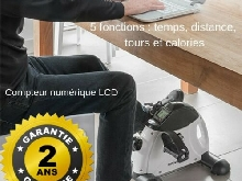 velo d'appartement musculation jambes et bras fitness