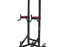 ISE Chaise Romaine Barre de Traction Musculation Station Traction Dips SY-5607